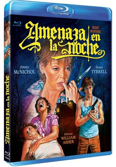 Amenaza en la Noche (Blu-ray) (Night Warning)