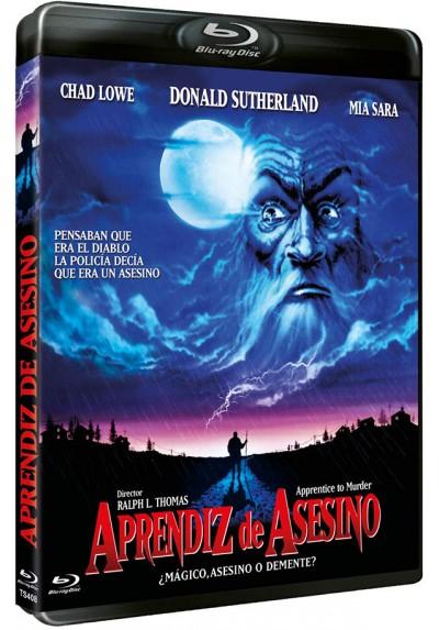 Aprendiz de Asesino (Blu-ray) (Apprentice to Murder)