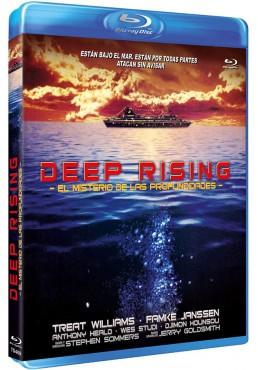 Deep Rising (Blu-ray) (El misterio de las profundidades)