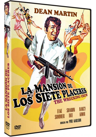 La Mansión de los Siete Placeres (The Wrecking Crew)