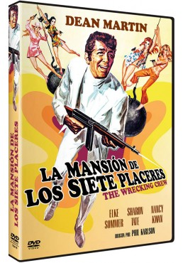La Mansión de los Siete Placeres (The Wrecking Crew)