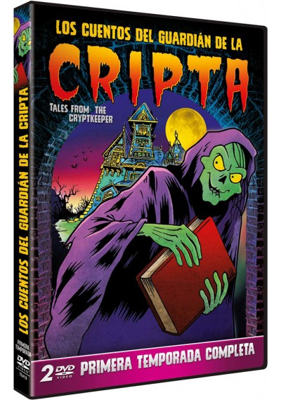 Los Cuentos del Guardián de la Cripta - Temporada 1 Completa (Tales from the Cryptkeeper)