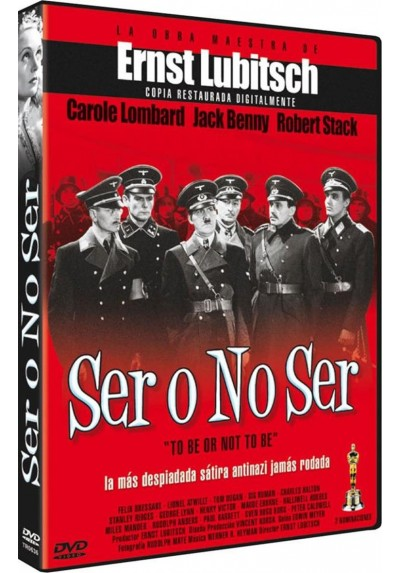 Ser o No Ser (To Be or Not to Be)