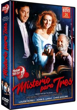 Misterio Para Tres - Temporada 1 Completa (Friday the 13th: The Series)