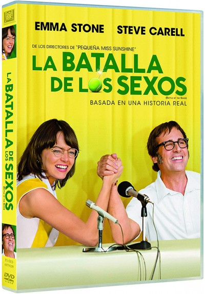 La Batalla De Los Sexos (2017) (Battle Of The Sexes)