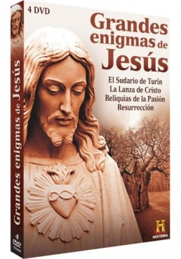 Pack Grandes Enigmas de Jesús