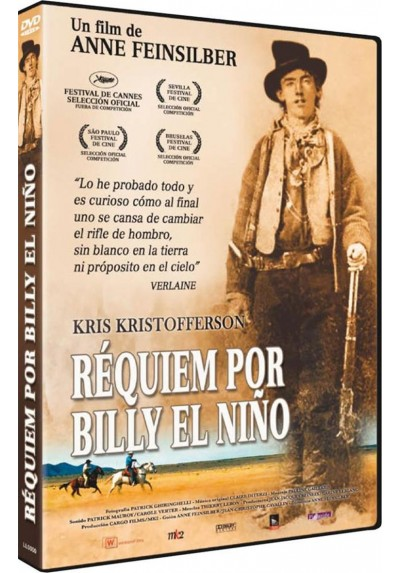 Réquiem por Billy el Niño (Requiem for Billy the Kid)