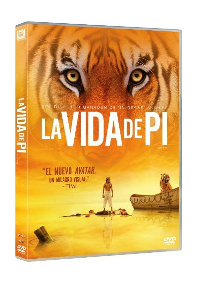 La Vida De Pi (Life Of Pi)