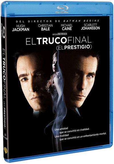 El Truco Final (El Prestigio) (Blu-ray)  (The Prestige)