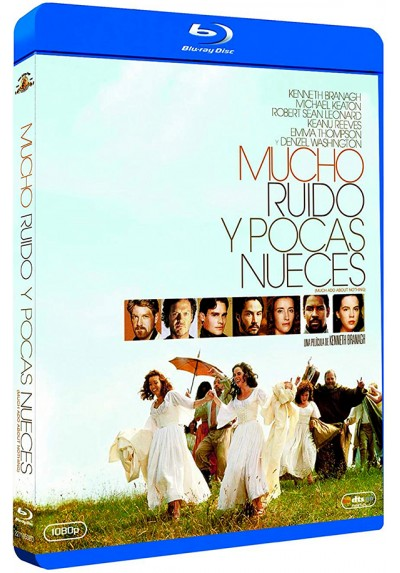 Mucho ruido y pocas nueces (Blu-ray) (Much Ado About Nothing)