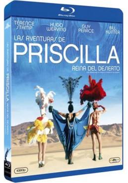 Las Aventuras de Priscilla, Reina del Desierto (Blu-ray)