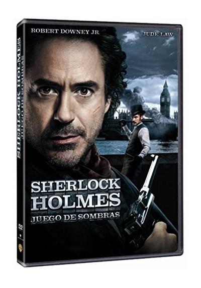 Sherlock Holmes: Juego de Sombras (Sherlock Holmes: A Game of Shadows)