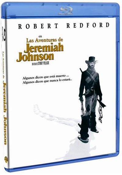 Las aventuras de Jeremiah Johnson (Jeremiah Johnson) ( Blu-Ray)