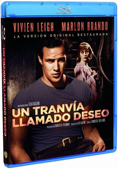 Un tranvia llamado deseo (A Streetcar Named Desire) (Blu-ray)