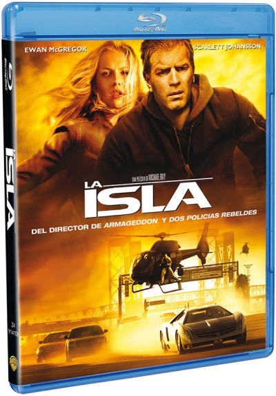 La Isla (2005) (Blu-ray) (The Island)