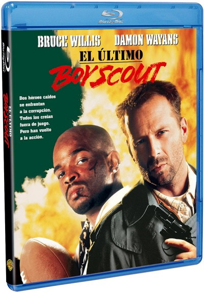 El último Boy Scout (Blu-ray) (The Last Boy Scout)