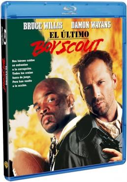 El último Boy Scout (Blu-ray) (The Last Boy Scout)