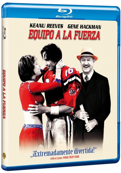 Equipo a la fuerza (Blu-ray) (The Replacements)
