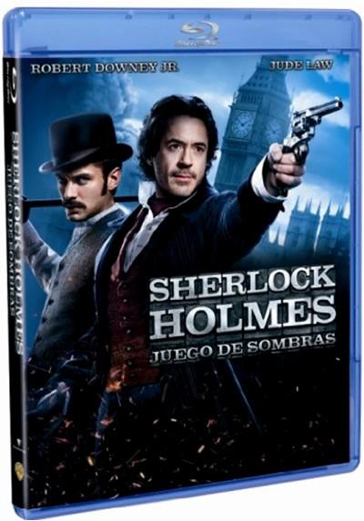 Sherlock Holmes: Juego de Sombras (Blu-ray) (Sherlock Holmes: A Game of Shadows)