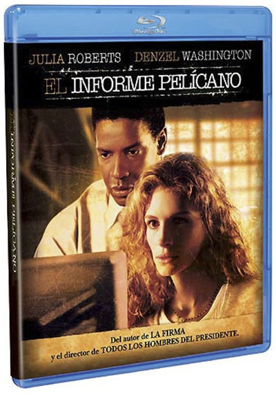 El informe Pelícano (Blu-ray) (The Pelican Brief)