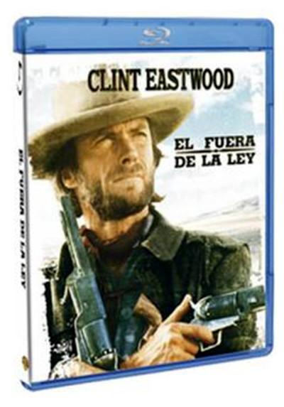 El Fuera De La Ley (Blu-ray) (The Outlaw Josey Wales)