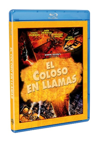El Coloso En Llamas (Blu-ray) (The Towering Inferno)