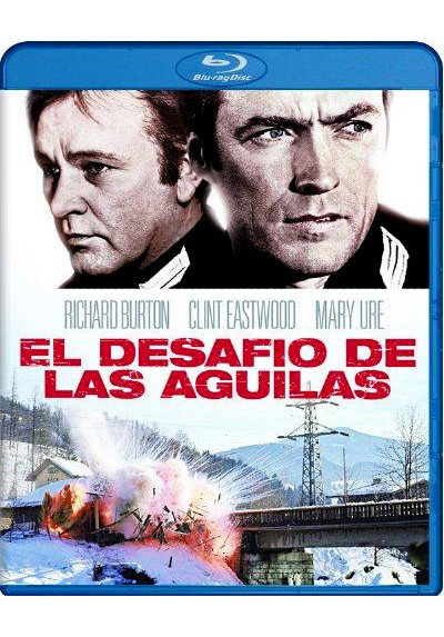El desafío de las águilas (Blu-ray) (Where Eagles Dare)