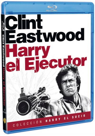 Harry El Ejecutor (Blu-ray) (The Enforcer)