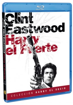 Harry El Fuerte (Blu-ray) (Magnum Force)