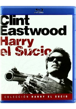 Harry el Sucio (Blu-ray) (Dirty Harry)