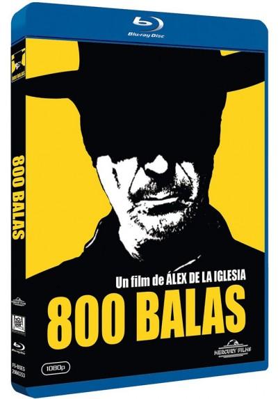 800 Balas (Blu-ray)