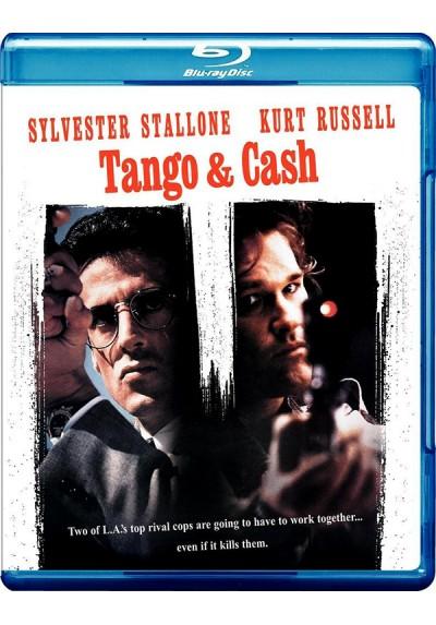Tango y Cash (Blu-ray) (Tango & Cash)