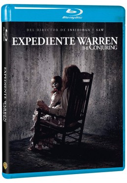 Expediente Warren: The Conjuring (Blu-ray) (The Conjuring)