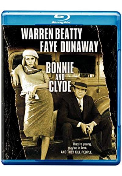 Bonnie y Clyde (Blu-ray) (Bonnie & Clyde)