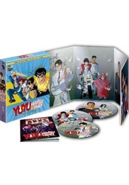 Yu Yu Hakusho Box 4 - La Saga de la Cinta Negra - Ep. 67 a 94 (Blu-Ray)