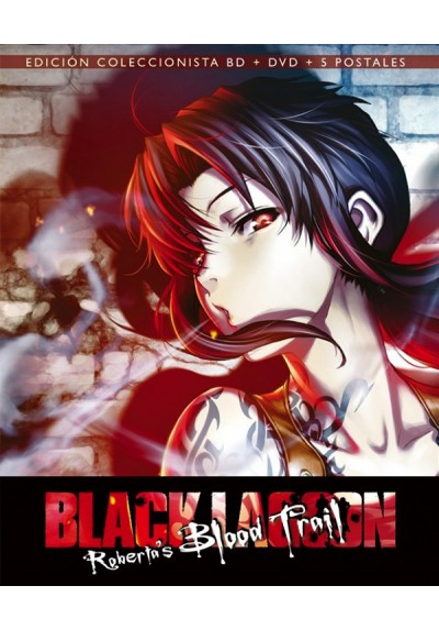 Black Lagoon: Roberta´s Blood Trail - Temporada 1  (Blu-Ray)