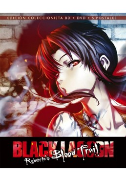 Black Lagoon: Roberta´s Blood Trail - Temporada 1  (Blu-Ray)