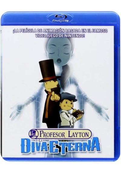 El Profesor Layton y La diva eterna (Blu-Ray)