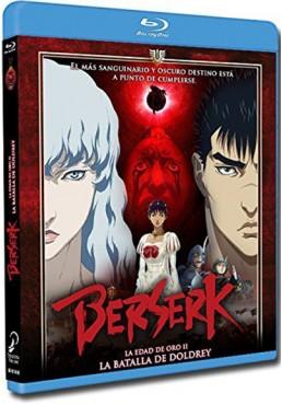 Berserk: La Edad De Oro 2: La Batalla De Doldrey (Blu-Ray)