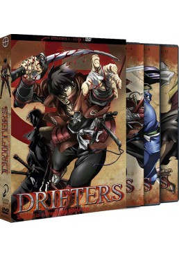 Drifters - Episodios 1- 12