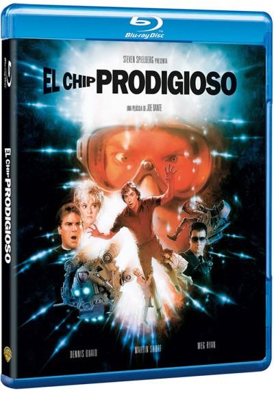 El Chip Prodigioso (Blu-ray) (Innerspace)