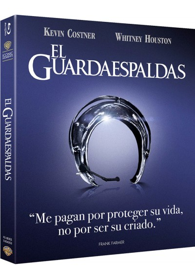 El guardaespaldas - Ed Iconic (Blu-Ray) (The Bodyguard)