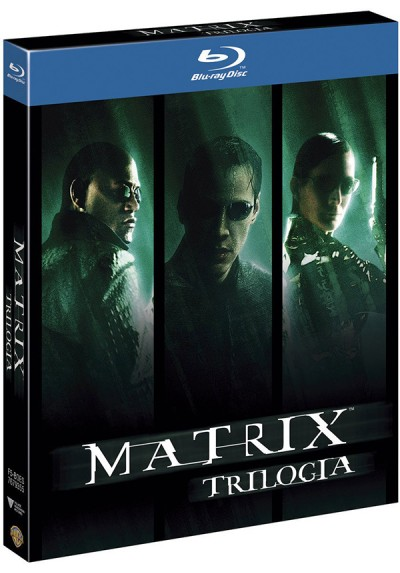 Matrix - Trilogía (Blu-ray)