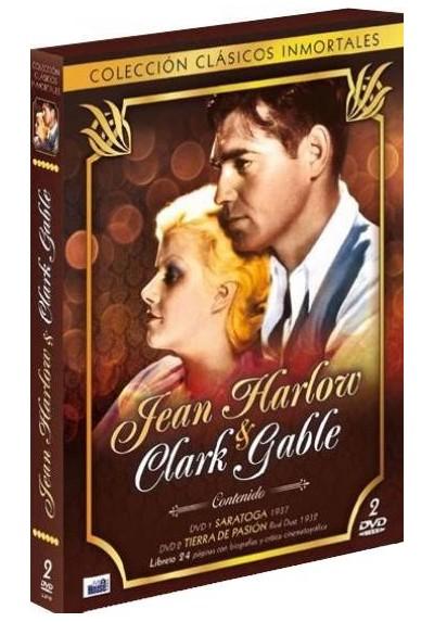 Colección Clásicos Inmortales: Jean Harlow & Clark Gable + Libreto 24 paginas