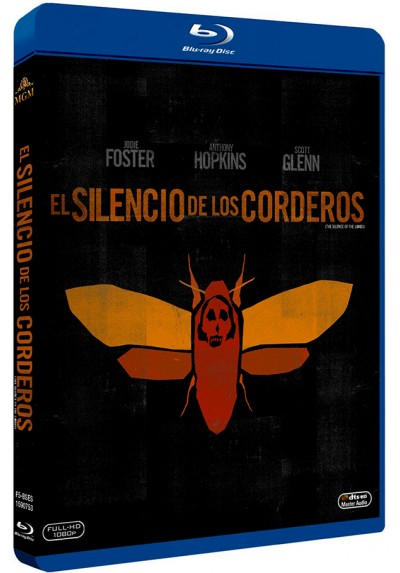 El silencio de los corderos (Blu-ray) (The Silence of the Lambs)