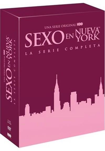 Sexo en Nueva York- Serie completa