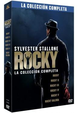 Pack Rocky: La Saga Completa