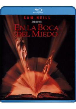 En La Boca Del Miedo (Blu-ray) (In The Mouth Of Madness)