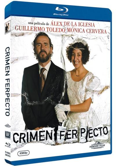 Crimen ferpecto (Blu-ray)
