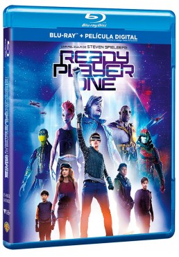 Ready Player One (Blu-Ray + DVD)